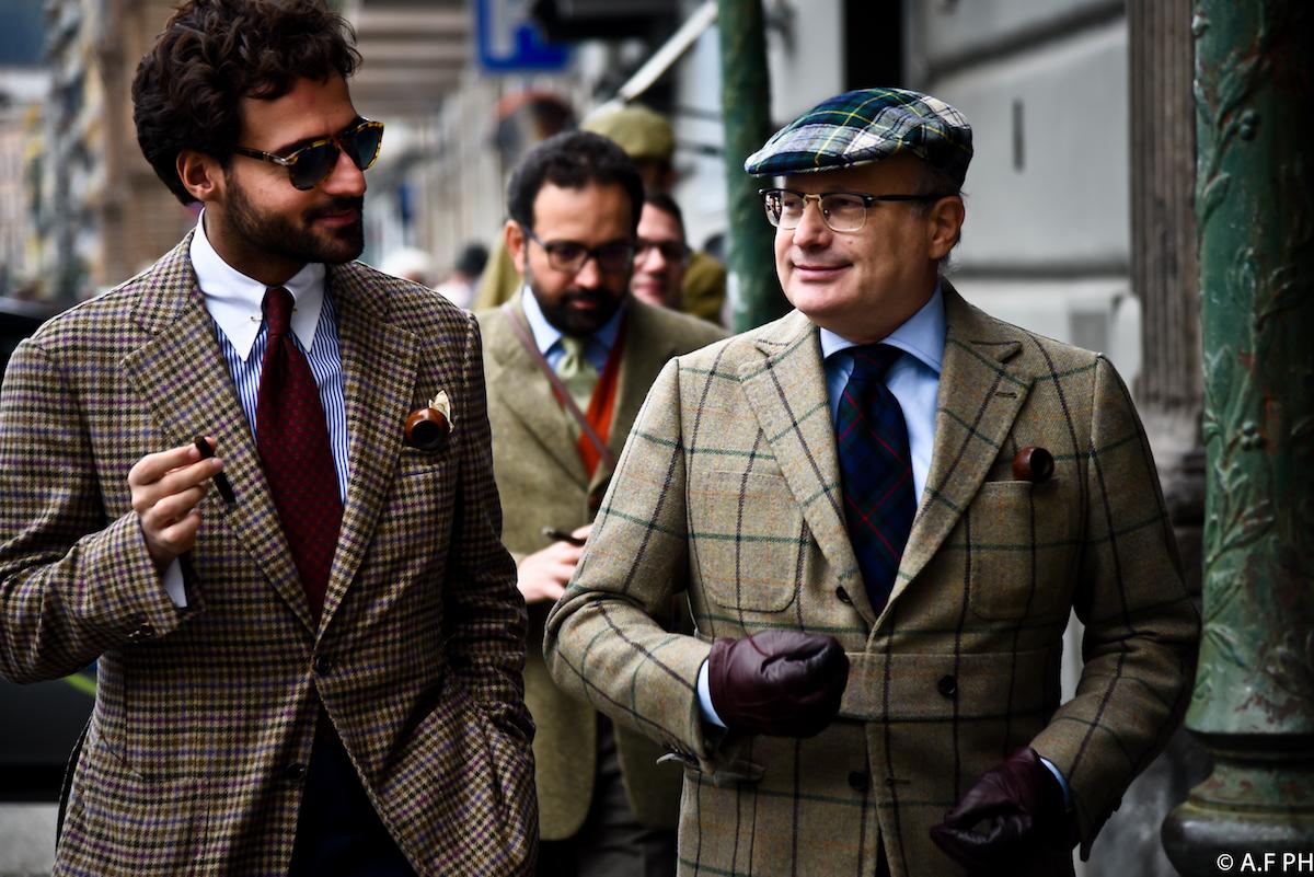 Tweed Walk: A spasso nel buon gusto